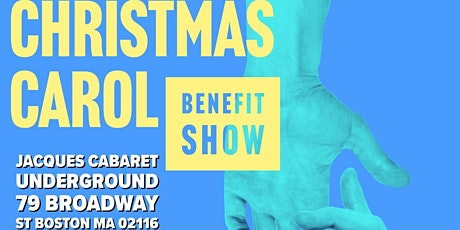 Christmas Carol Benefit Show tickets