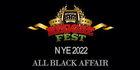 Reggae Fest ATL New Year's Eve All Black Affair at Cosmopolitan tickets