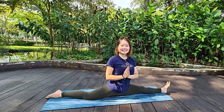 Pay What You Wish Outdoor Yoga with Bernice tickets