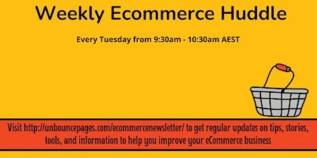 Ecommerce Zoom Catchup bilhetes