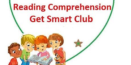 Free trial Reading Comprehension Get Smart Club (Grade 4/5) tickets