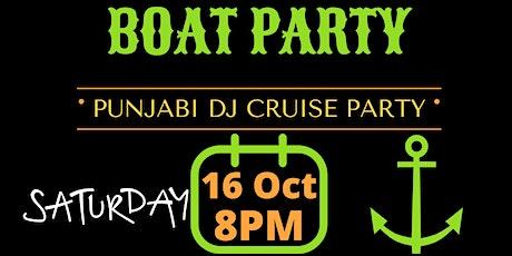 Halloween Boat Party   Punjabi DJ Cruise tickets