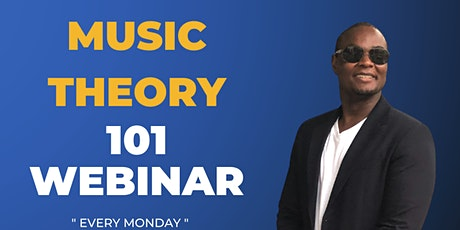 Music Theory 101 with Tresor Otshudi tickets