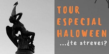 TOUR HALLOWEEN 2021- MADRID DE MIEDO! entradas