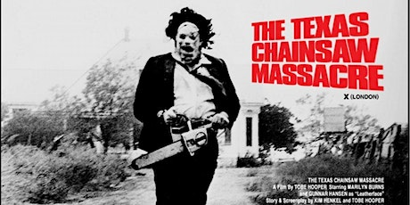 THE TEXAS CHAIN SAW MASSACRE (R)(1974) Drive-In 10:15 pm(Sep. 30 to Oct. 3) tickets