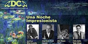 "Gala Concert ""Una Noche Impresionista"""