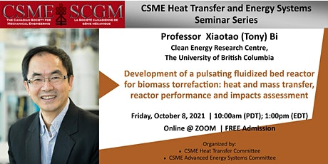 CSME Heat Transfer and Energy Systems Seminar Series tickets