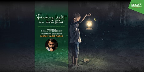 Finding Light in Dark Times - Manchester tickets