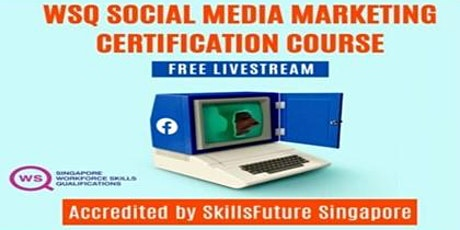 FREE Online Digital Marketing Training To Enhance Your Job Opportunity tickets