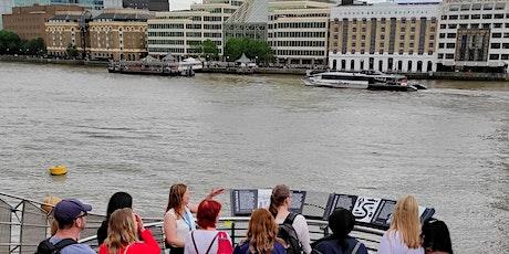 The London Tea Walk with Cream Tea tickets