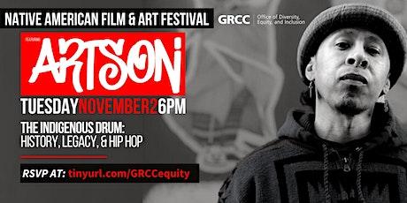 Native American Film & Art Festival featuring ARTSON tickets