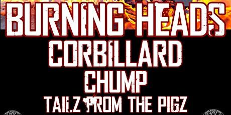 PBP Shows: Burning Heads & more billets