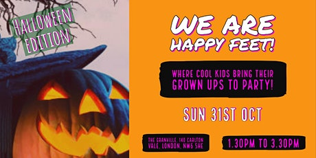We Are Happy Feet 'Halloween Edition!' tickets