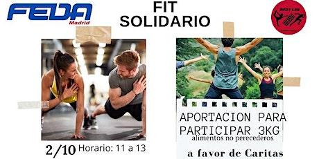 Fit Solidario tickets