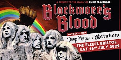 Blackmore's Blood (Deep Purple & Rainbow tribute) tickets