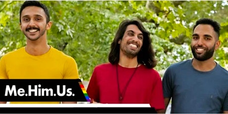 Hangouts  - A group for South Asian gay, bi and trans men living in the UK tickets