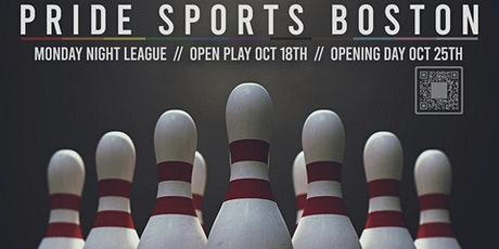 Pride Sports Boston - Bowling Open Play tickets