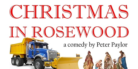 """""""Christmas in Rosewood"""": A Comedy tickets"""