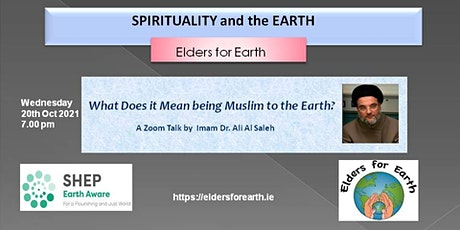 Spirituality and the Earth -An Elders for Earth event with Dr. Ali Al Saleh tickets