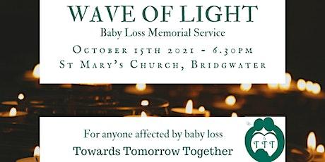 Wave of Light Memorial Service 2021 - Towards Tomorrow Together billets