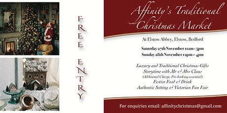 Affinity Traditional Luxury Christmas Market tickets