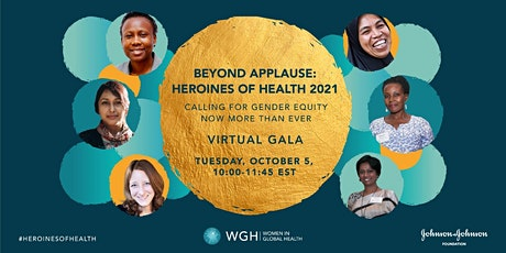 Beyond Applause: Heroines of Health 2021 tickets