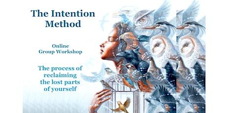The Intention Method - Online IoPT Workshop tickets