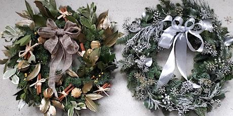 Christmas Wreath Workshop at The Apple Farm tickets