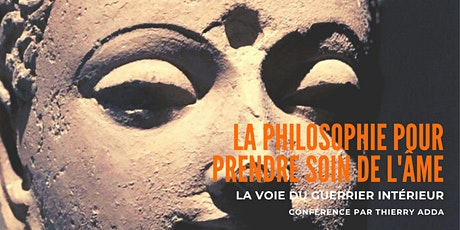 Conférence : La Philosophie pour prendre soin de l'âme billets