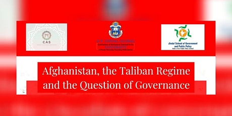 Afghanistan, the Taliban Regime and the Question of Governance tickets
