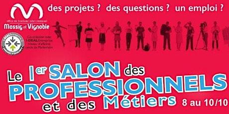 Salon  des Professionnels et des Métiers - Wasselonne 2021 billets