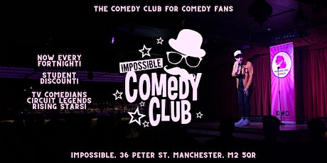 Impossible Comedy Club tickets
