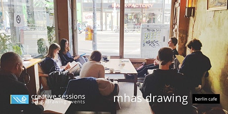 MHAS Drawing [#40] Berlin Cafe Tickets