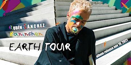RUBÉN S.Á.N.C.H.E.Z. presents album launch: Kaninchen 19th of NOVEMBER 2021 tickets