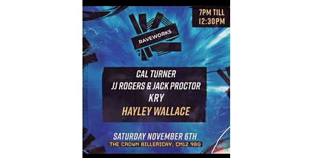 Raveworks Relaunched tickets