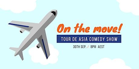 Tour de Asia Comedy Show tickets