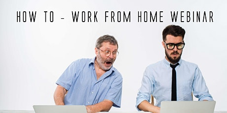 Work From Home  Webinar Opportunity tickets