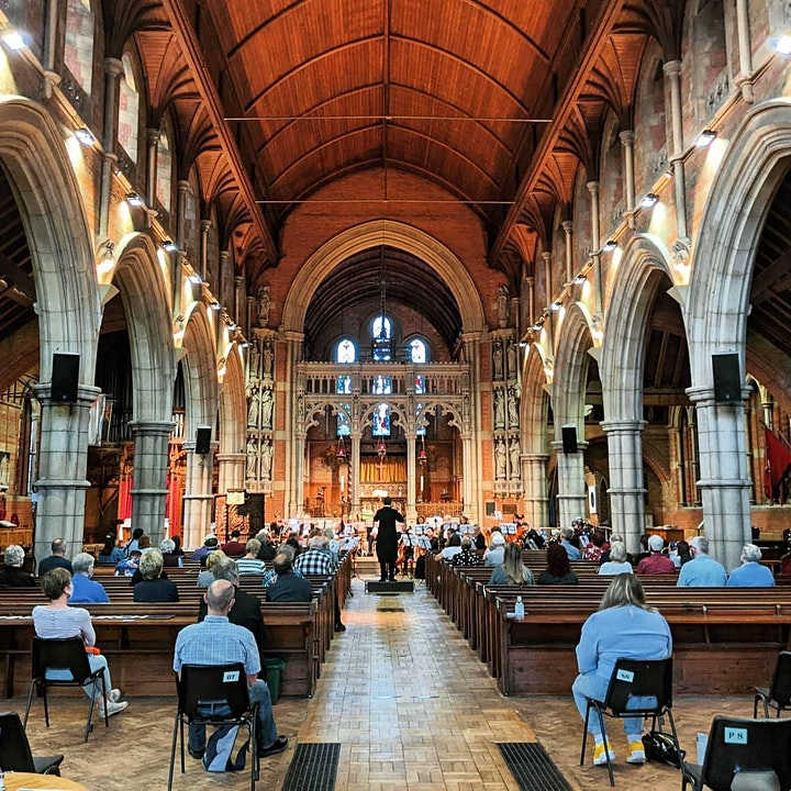 Sidcup Symphony Orchestra Concert - Gounod, Haydn, Beethoven image
