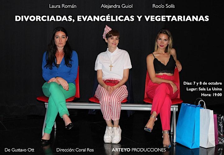 Imagen de Divorciadas, evangélicas y vegetarianas (Surge)
