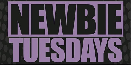 Newbie Tuesday - October 5th, 2021 tickets