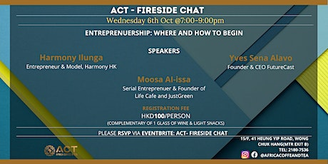 ACT - FIRESIDE CHAT tickets