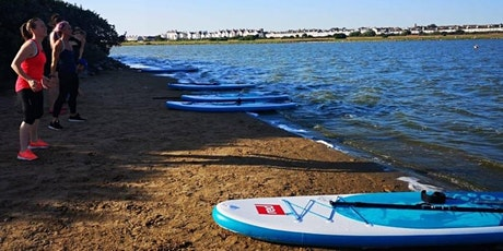 Learn to Stand Up Paddleboard (SUP) tickets