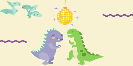 Bumps and Babes Wednesday Playgroup Dinosaur Dance Party tickets