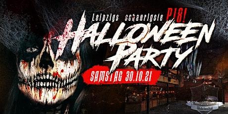 Leipzigs schaurigste HALLOWEEN PARTY 2021 Tickets