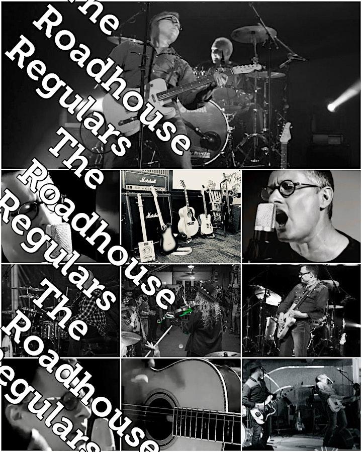 The Roadhouse Regulars @ The Blind Pig image