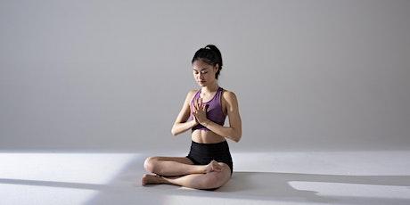 Vivian Fong  X Sweaty Betty |  Alignment Vinyasa Flow tickets