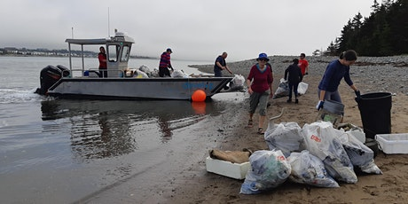 Lawlor Island Beach Cleanup 2021 - leaving Eastern Passage Oct 3rd 9:30am tickets