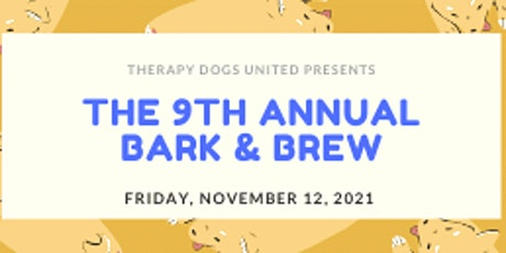 Bark & Brew tickets