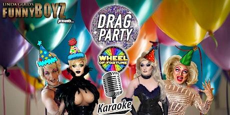 FunnyBoyz on Tour: Games, Karaoke & Drag Party tickets