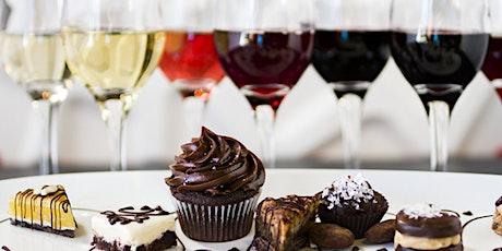 Holiday wine and dessert pairing tickets